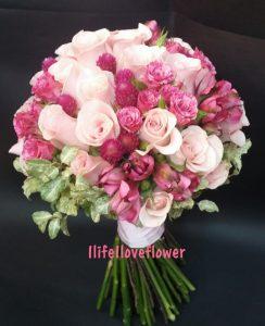 結婚花球及襟花